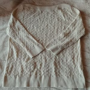 Christopher & Banks sweater Size XL